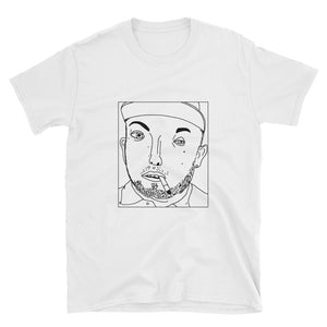 Badly Drawn Mac Miller - Unisex T-Shirt
