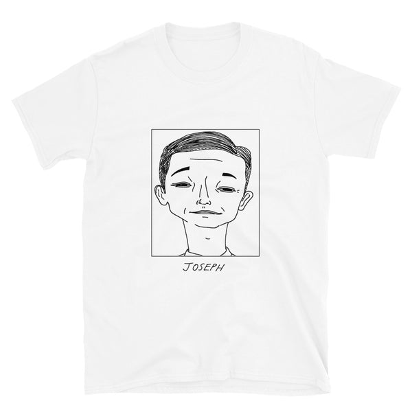 Badly Drawn Joseph Gordon-Levitt - Unisex T-Shirt