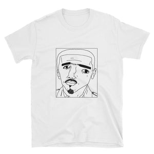Badly Drawn J. Cole - Unisex T-Shirt