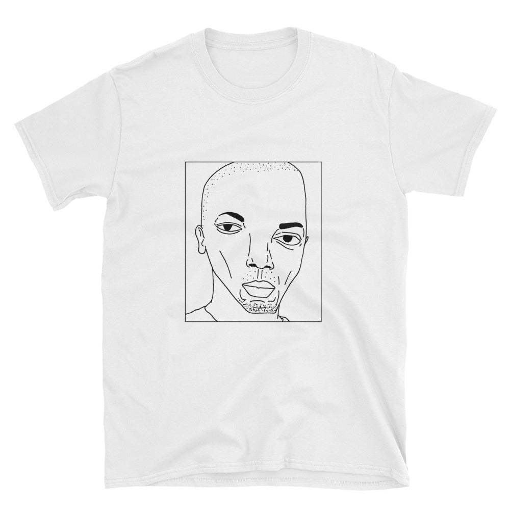 Badly Drawn Inspectah Deck - Wu-Tang Clan - Unisex T-Shirt