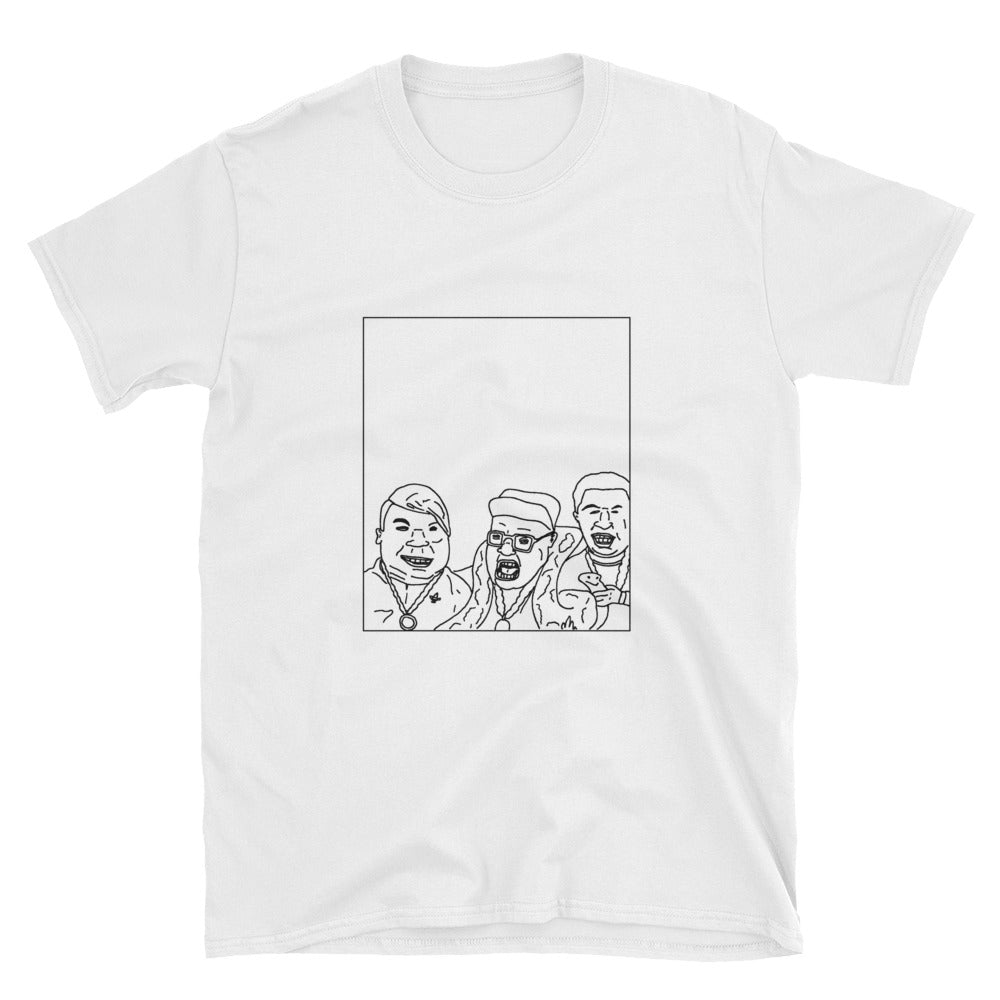 Badly Drawn The Fat Boys - Unisex T-Shirt