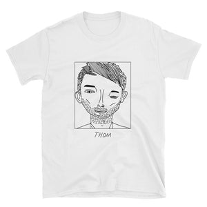 Badly Drawn Thom Yorke - Unisex T-Shirt