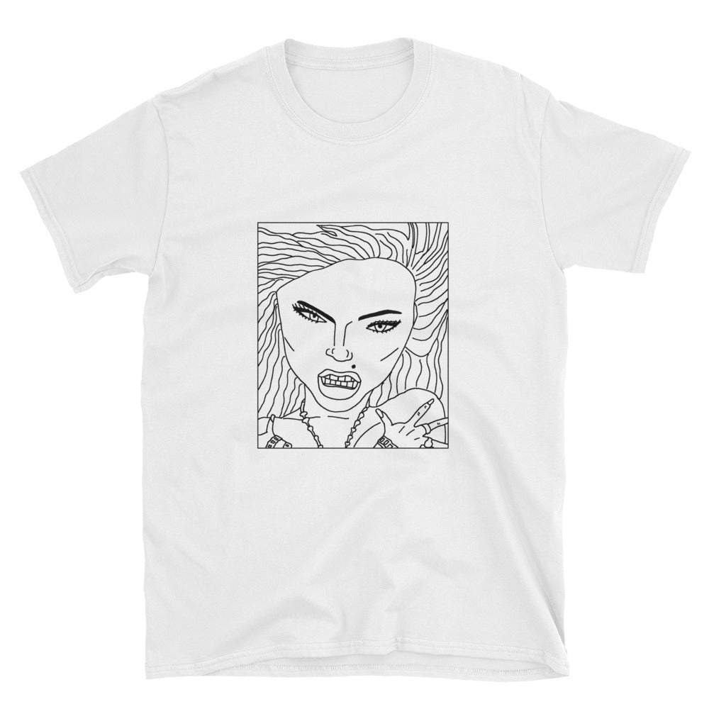 Badly Drawn Lil Kim - Unisex T-Shirt