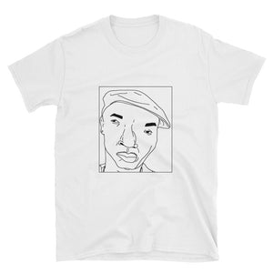Badly Drawn Grandmaster Flash - Unisex T-Shirt