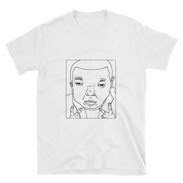 Badly Drawn Mannie Fresh - Unisex T-Shirt