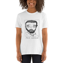 Badly Drawn Julio Cortazar - Unisex T-Shirt