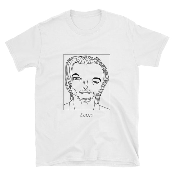 Badly Drawn Louis Tomlinson - Unisex T-Shirt