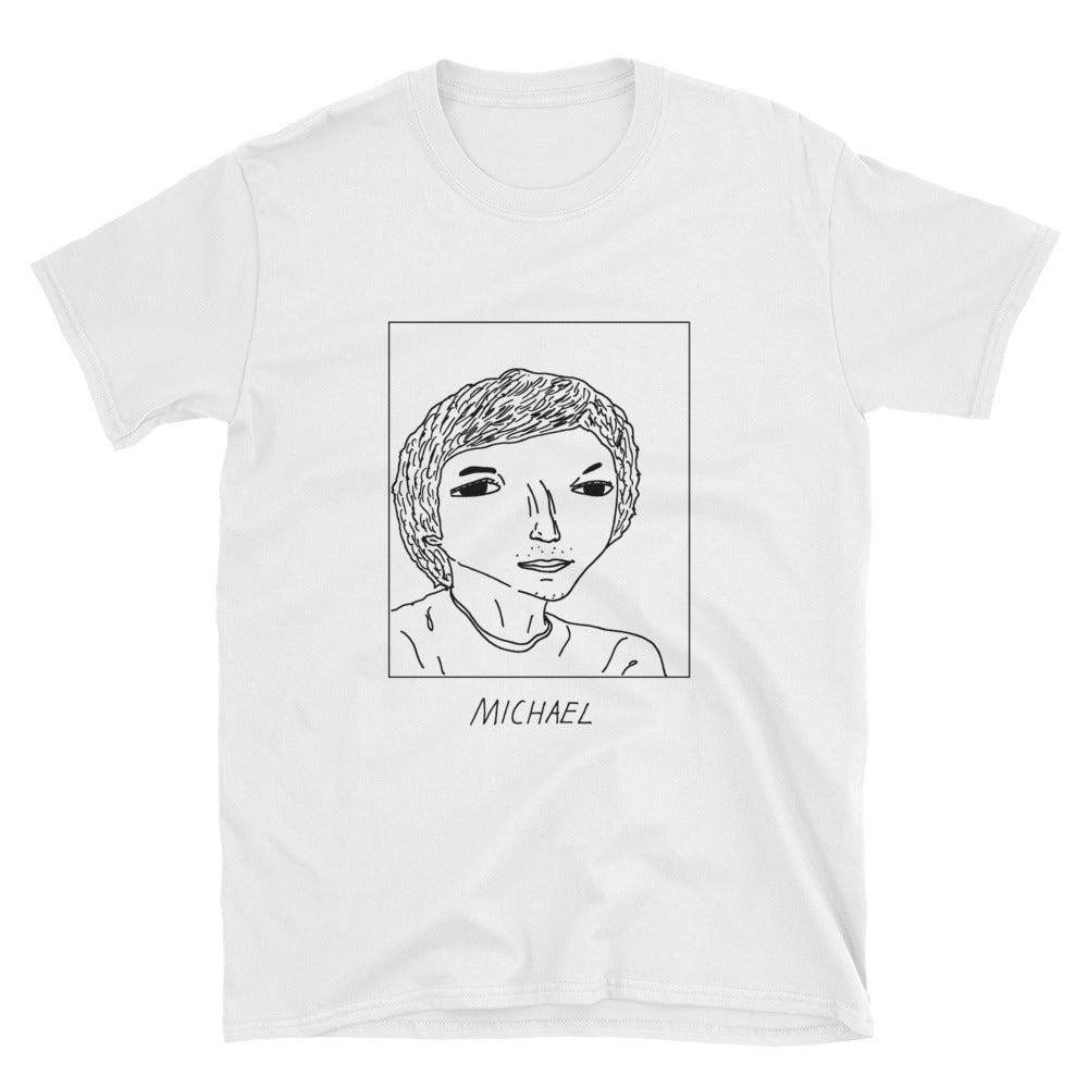 Badly Drawn Michael Cera - Unisex T-Shirt