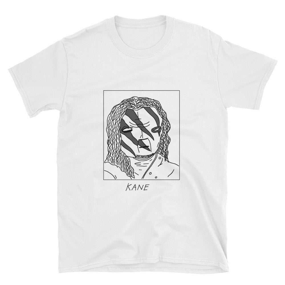 Badly Drawn Kane - WWE - Unisex T-Shirt