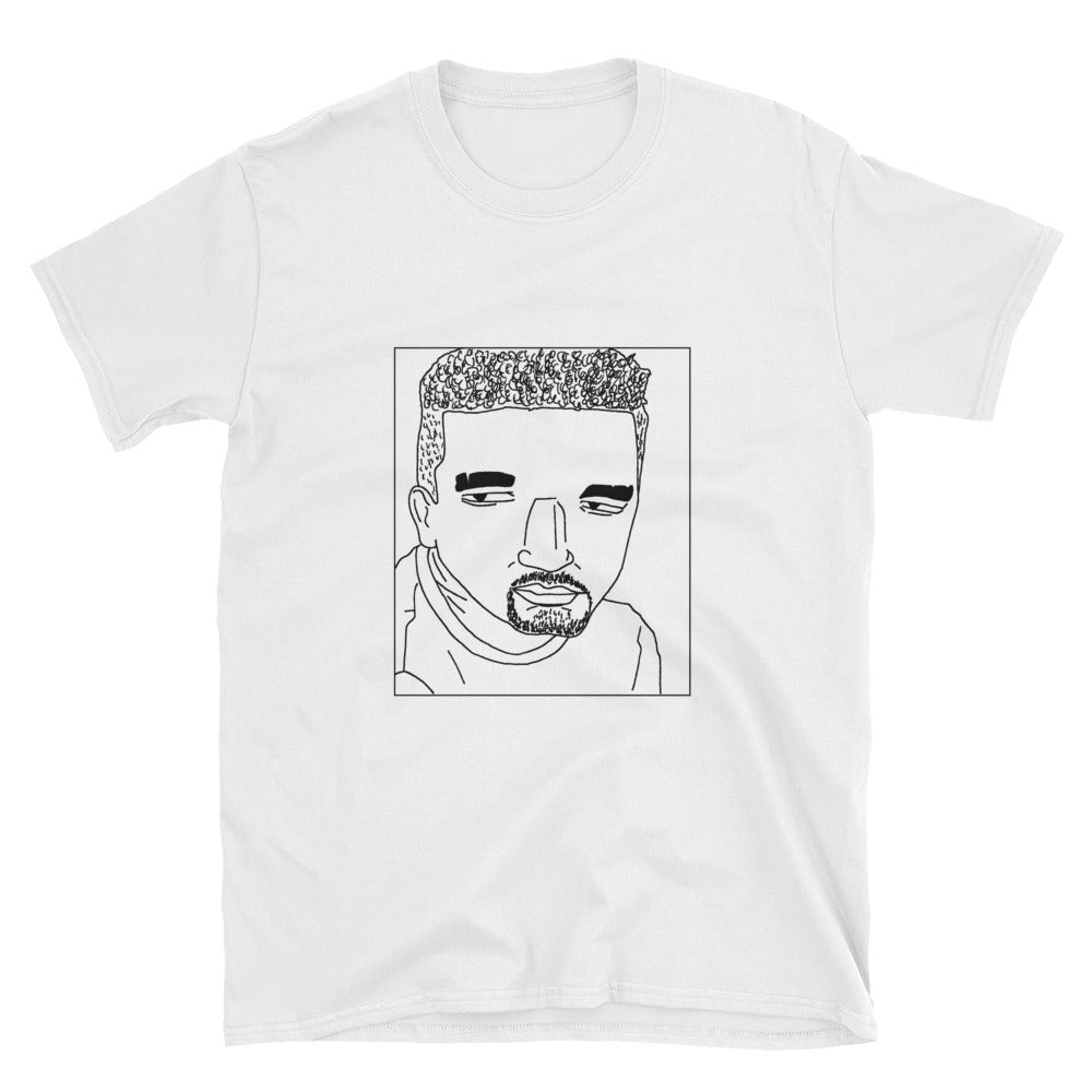 Badly Drawn Marley Marl - Unisex T-Shirt