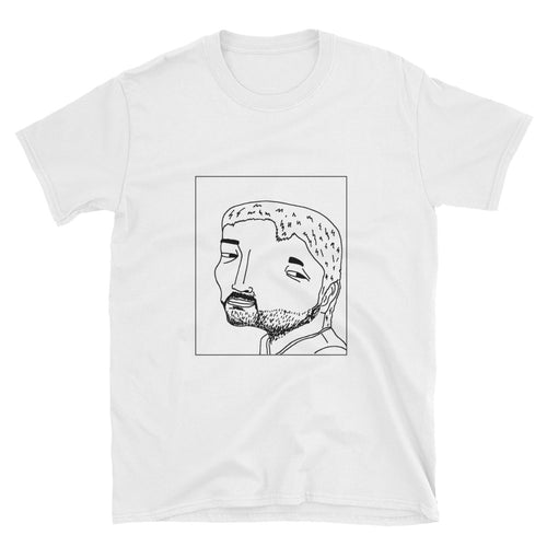 Badly Drawn Nujabes - Unisex T-Shirt
