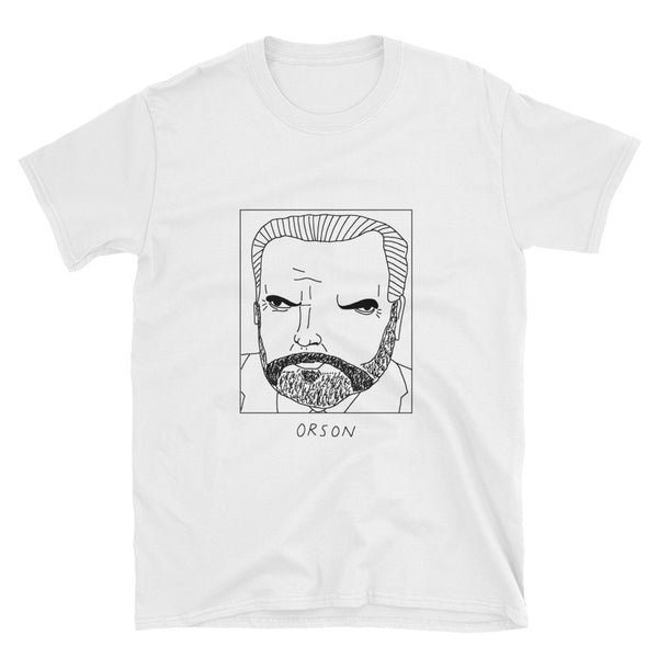 Badly Drawn Orson Welles - Unisex T-Shirt