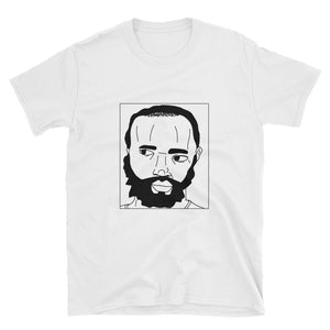 Badly Drawn MC Ride - Unisex T-Shirt