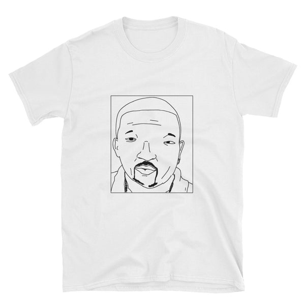 Badly Drawn Grandmaster Caz - Unisex T-Shirt