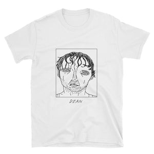 Badly Drawn Dean Ambrose - WWE - Unisex T-Shirt