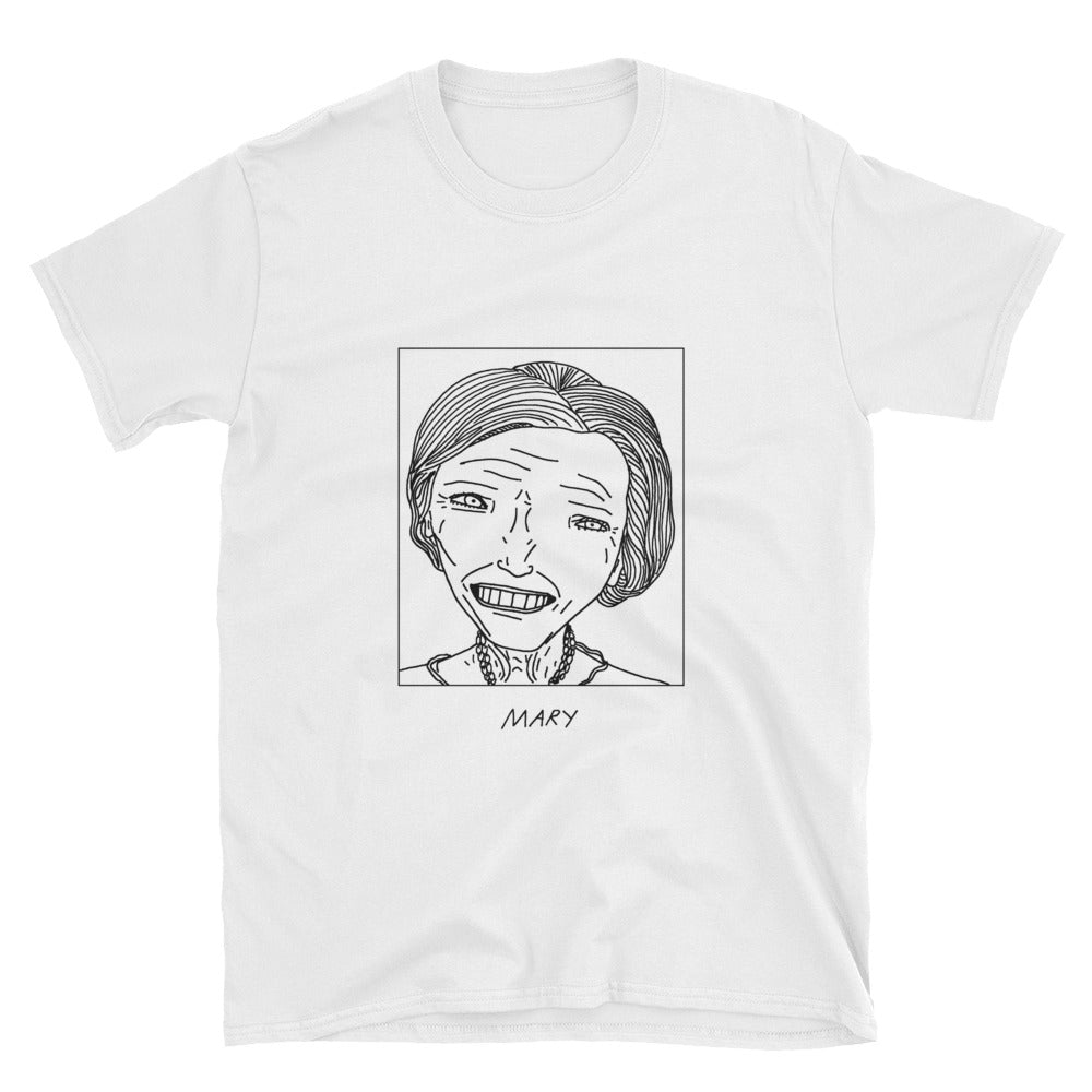 Badly Drawn Mary Berry - Unisex T-Shirt