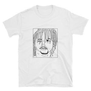 Badly Drawn Lupe Fiasco - Unisex T-Shirt