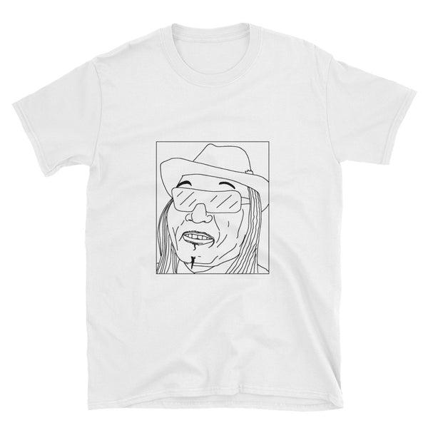 Badly Drawn Melle Mel - Unisex T-Shirt
