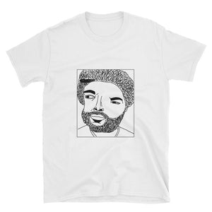 Badly Drawn Questlove - Unisex T-Shirt