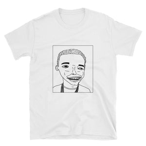 Badly Drawn Logic - Unisex T-Shirt