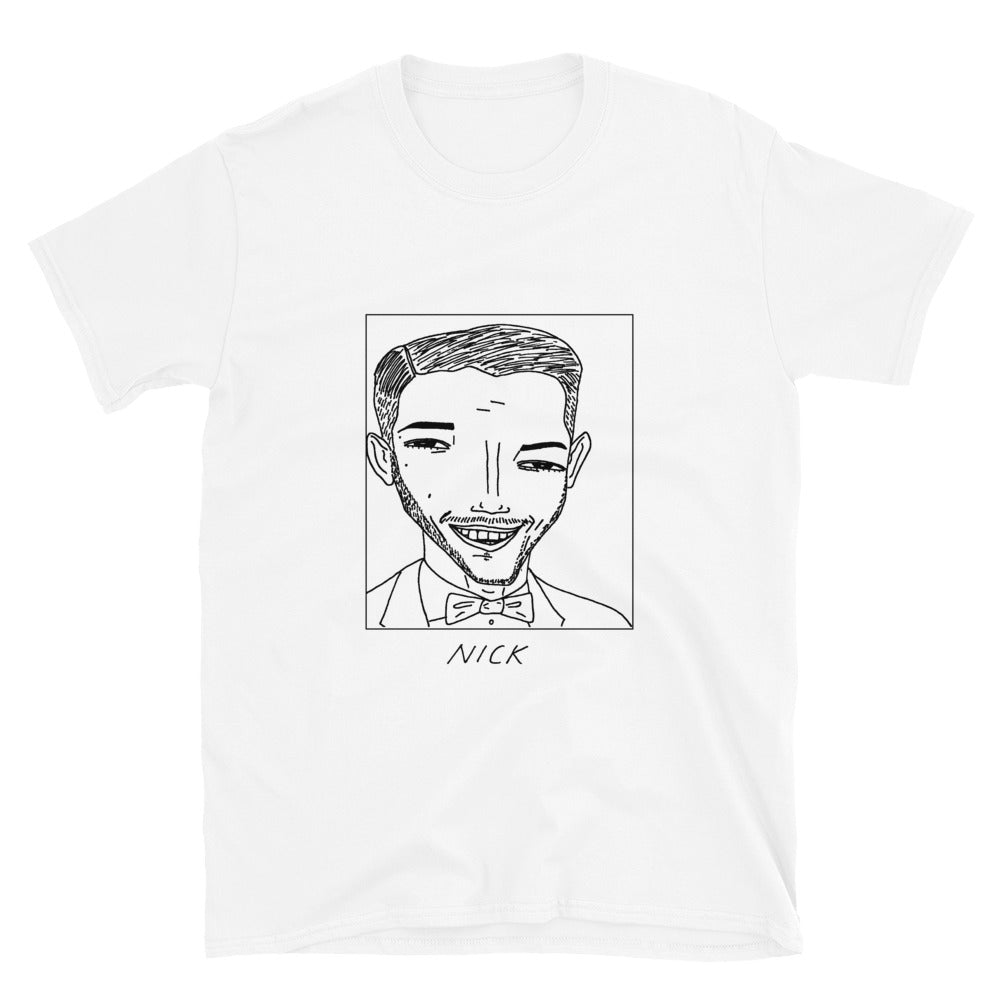 Badly Drawn Nick Jonas - Unisex T-Shirt
