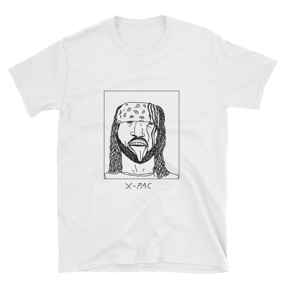 Badly Drawn X-Pac - WWE - Unisex T-Shirt