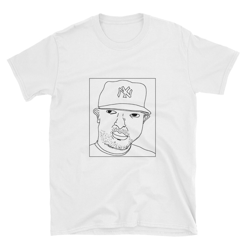 Badly Drawn DJ Premier - Unisex T-Shirt