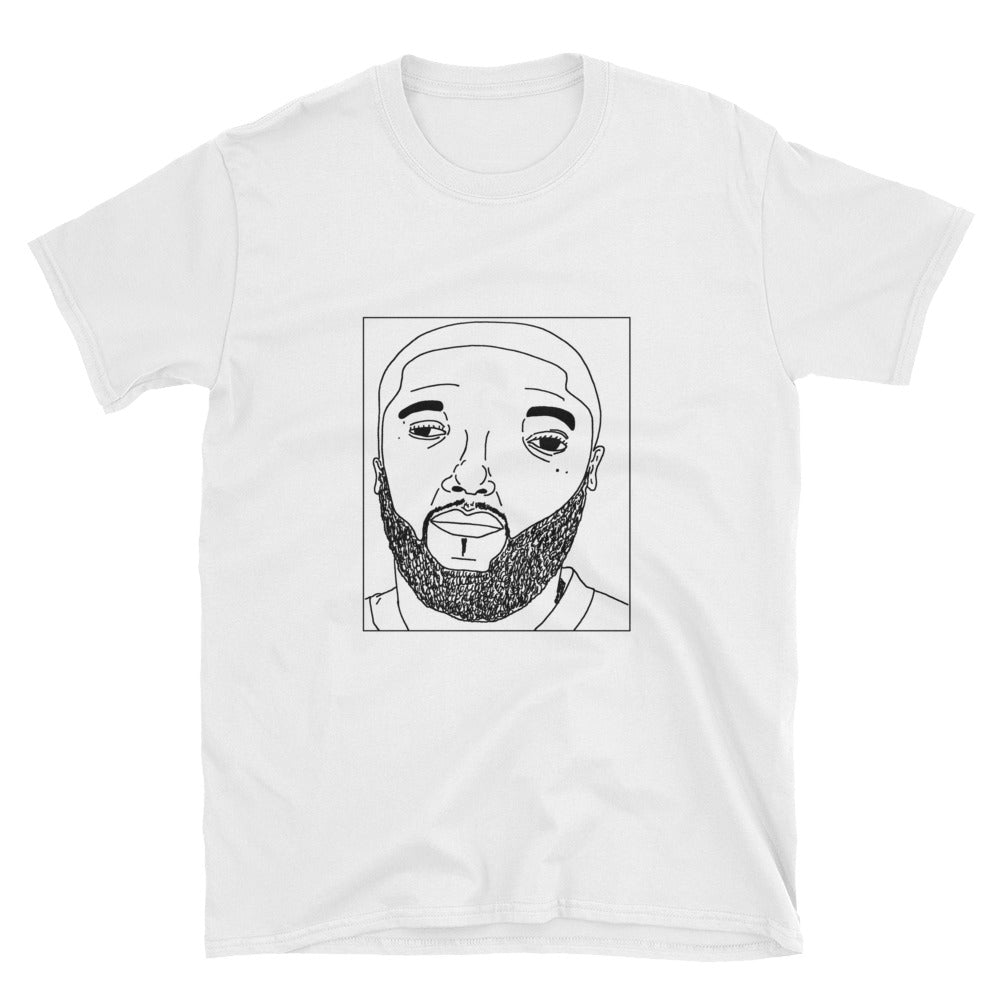 Badly Drawn Big K.R.I.T. - Unisex T-Shirt
