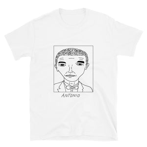 Badly Drawn Antonio Banderas - Unisex T-Shirt