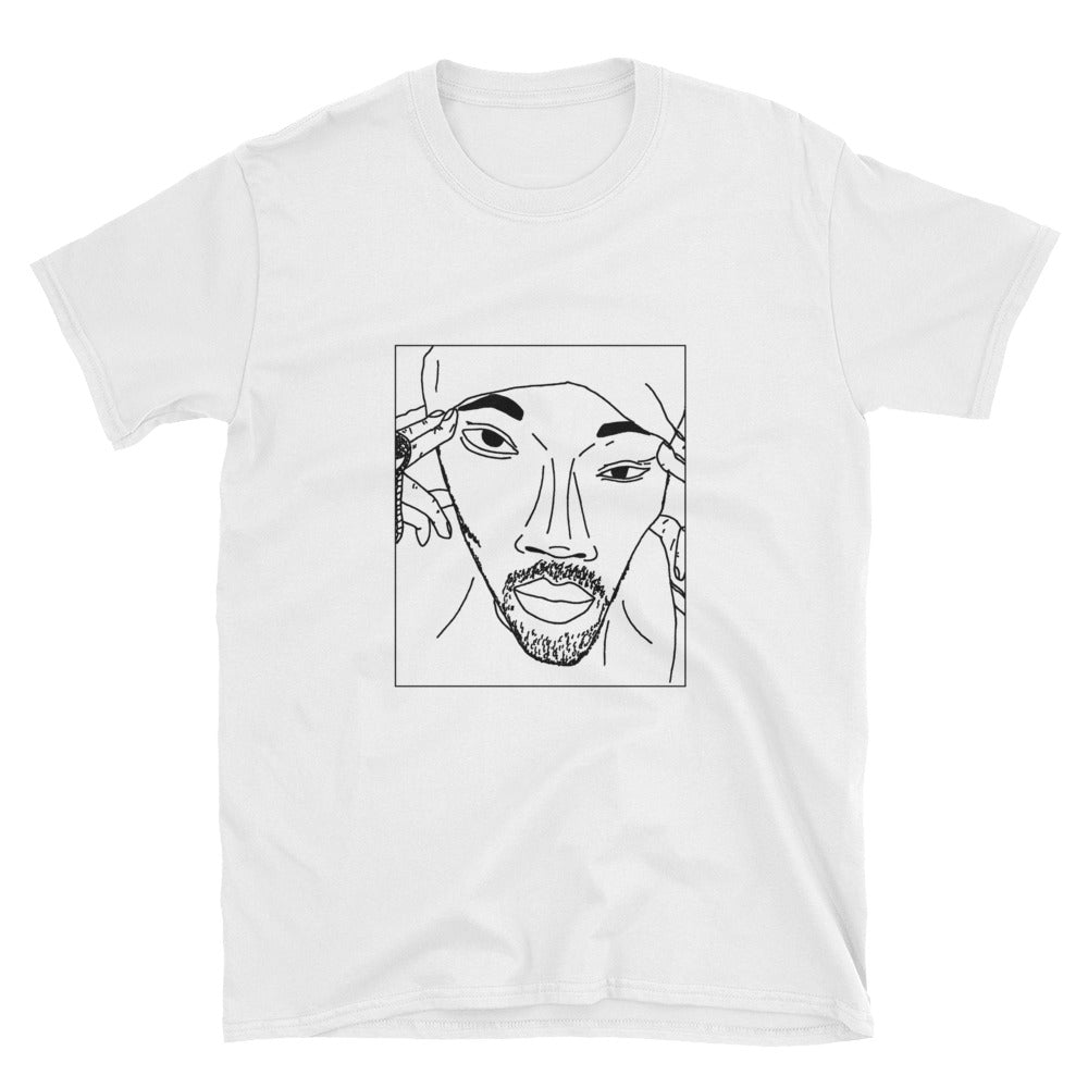 Badly Drawn RZA - Unisex T-Shirt