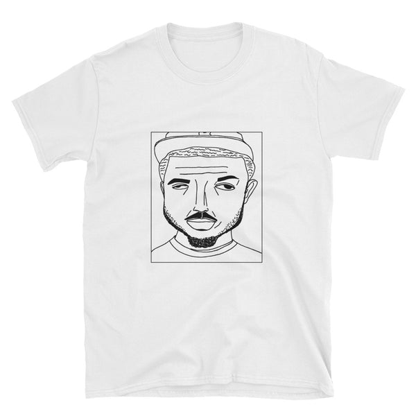 Badly Drawn Blu - Unisex T-Shirt