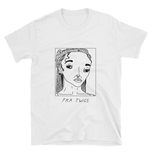 Badly Drawn FKA Twigs - Unisex T-Shirt