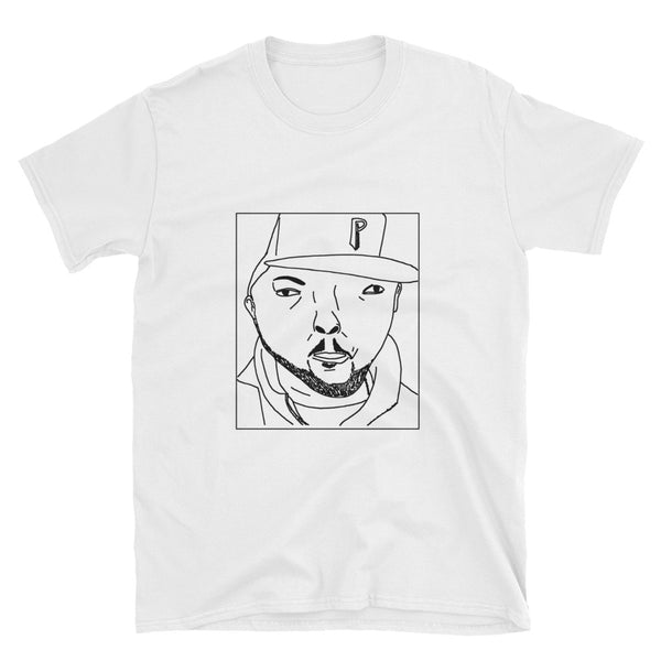 Badly Drawn Phife Dawg - Unisex T-Shirt