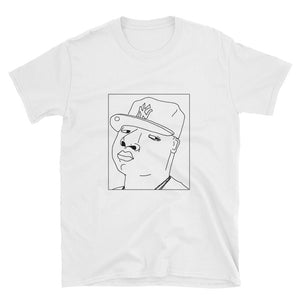 Badly Drawn Jadakiss - Unisex T-Shirt
