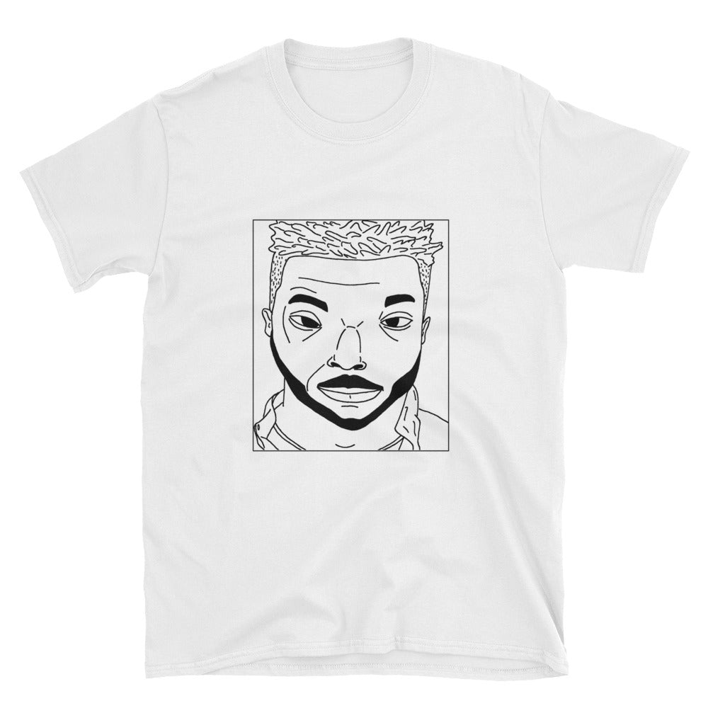 Badly Drawn Isaiah Rashad - Unisex T-Shirt