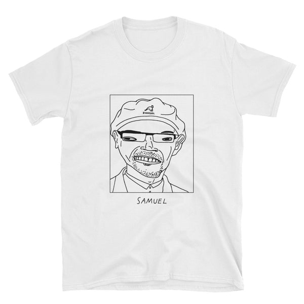 Badly Drawn Samuel L Jackson - Unisex T-Shirt