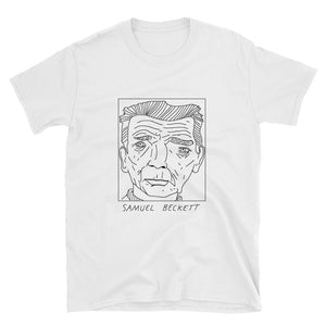 Badly Drawn Samuel Beckett - Unisex T-Shirt