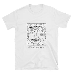 Badly Drawn Alice Munro - Unisex T-Shirt