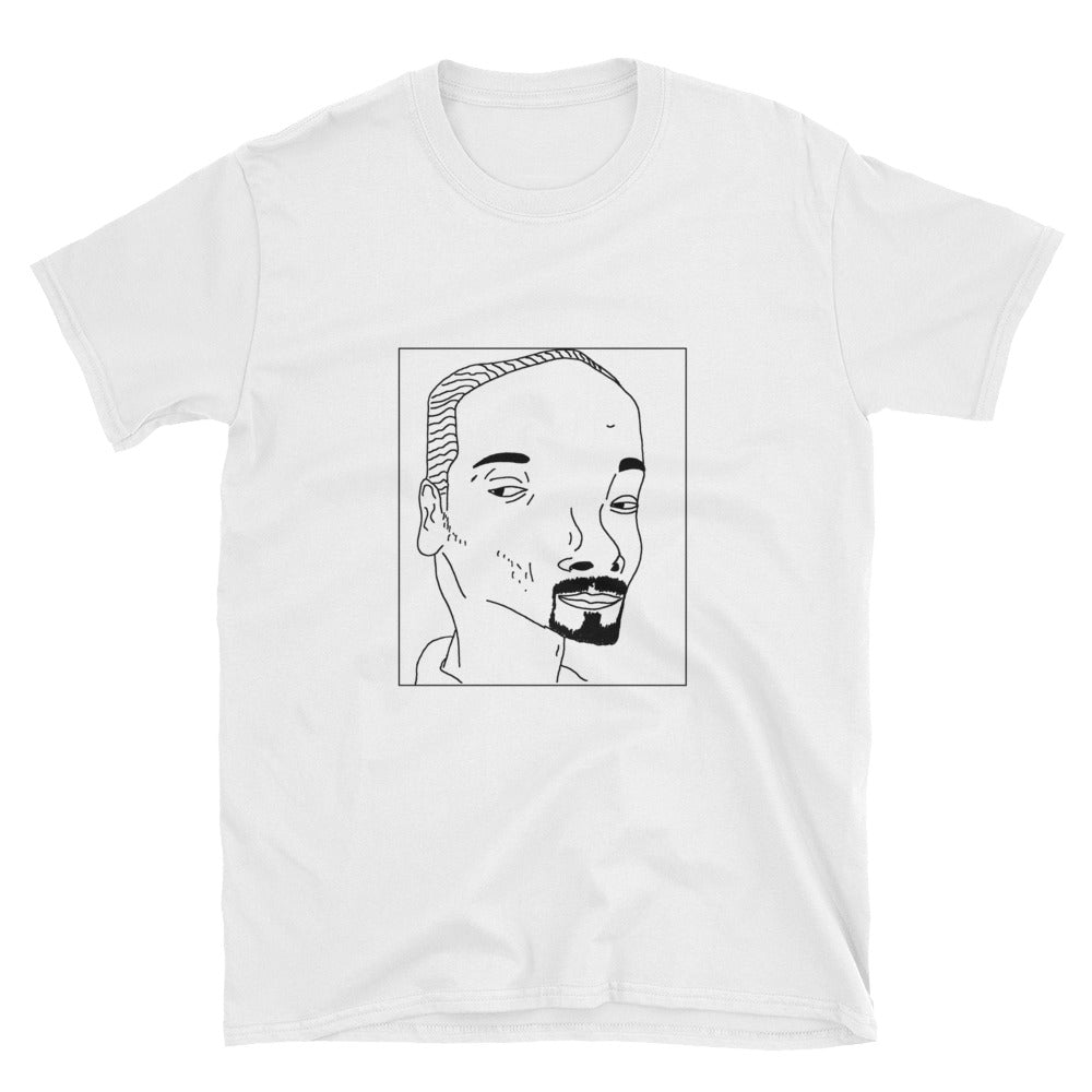 Badly Drawn Snoop Dogg - Unisex T-Shirt