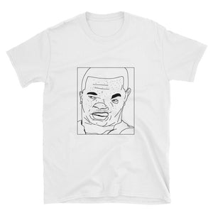 Badly Drawn Busta Rhymes - Unisex T-Shirt
