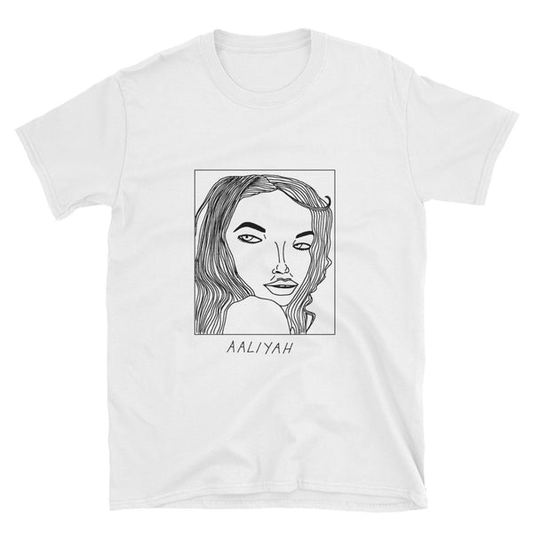 Badly Drawn Aaliyah - Unisex T-Shirt