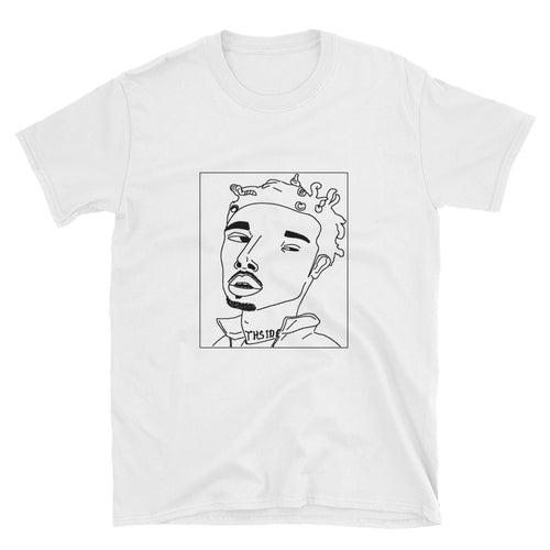 Badly Drawn Vic Mensa - Unisex T-Shirt