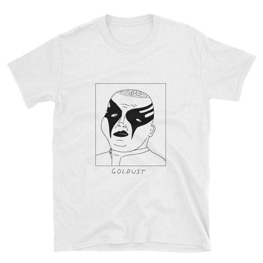 Badly Drawn Goldust - WWE - Unisex T-Shirt
