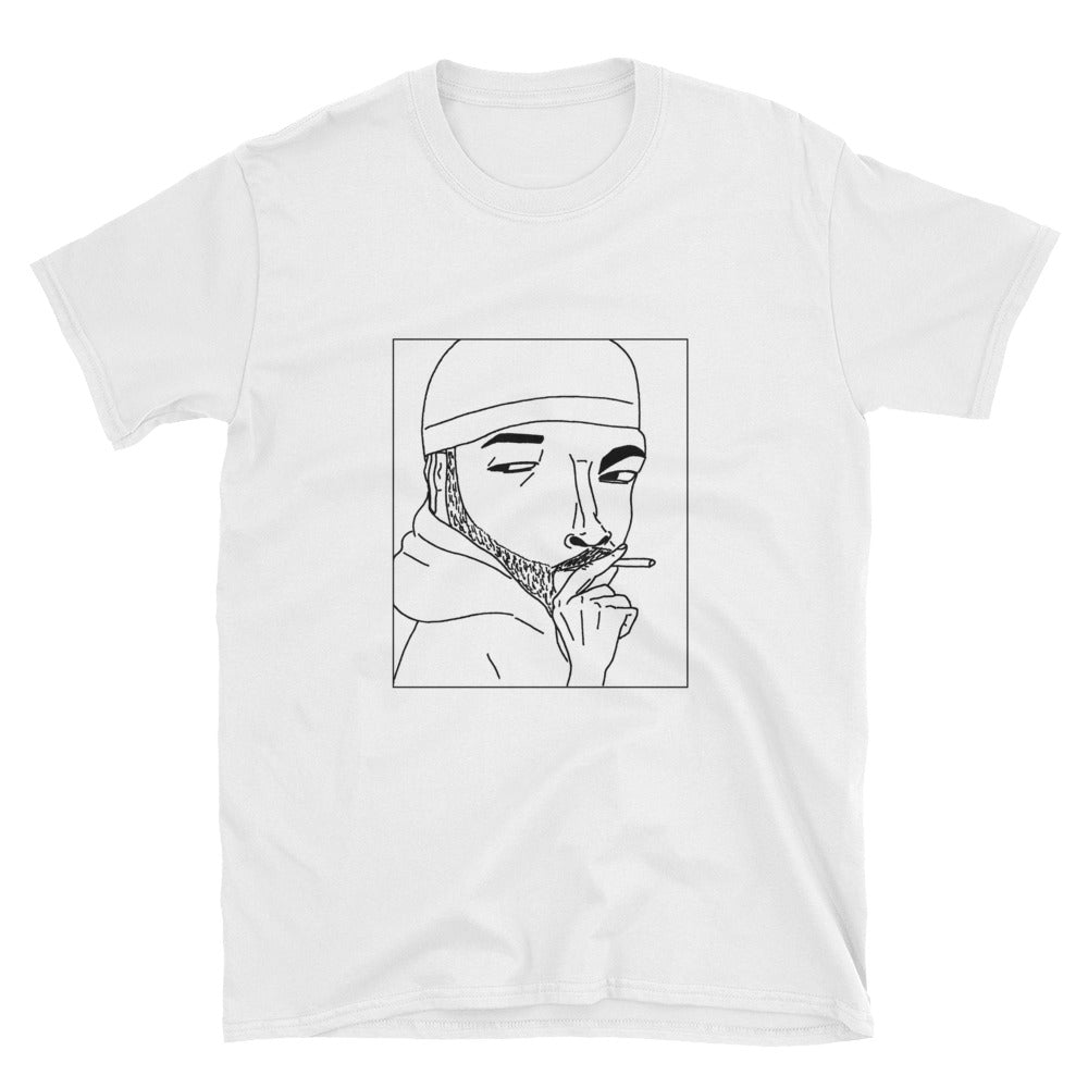 Badly Drawn PARTYNEXTDOOR - Unisex T-Shirt