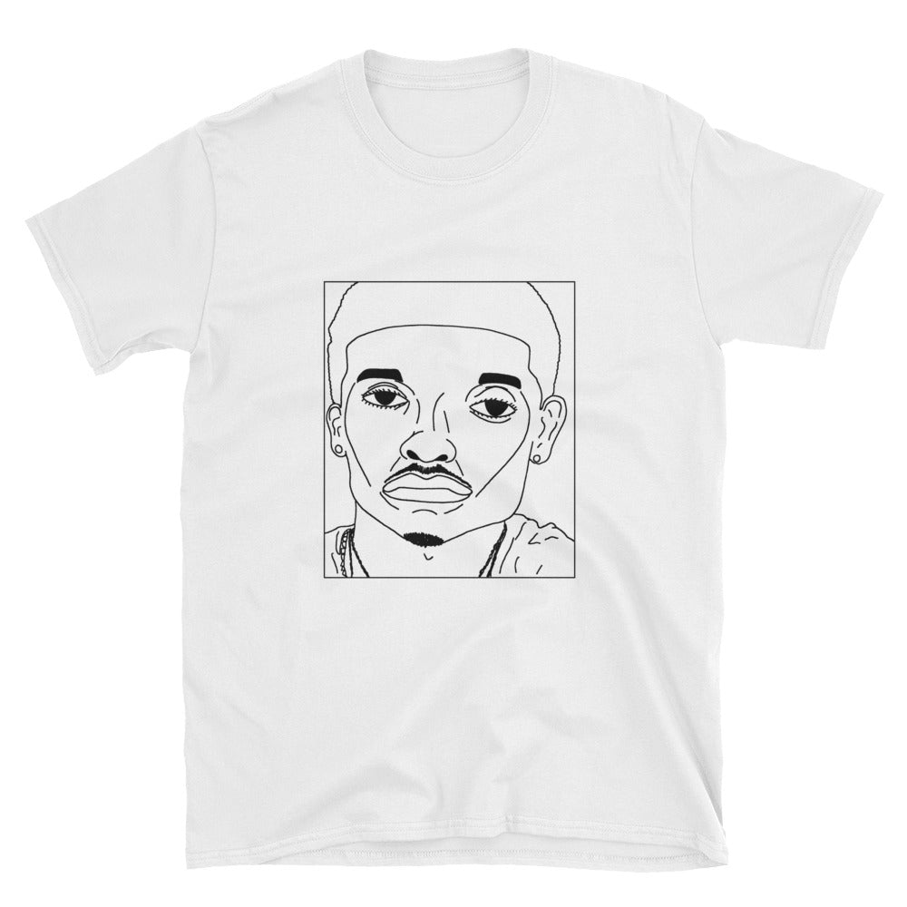Badly Drawn Rich Homie Quan - Unisex T-Shirt
