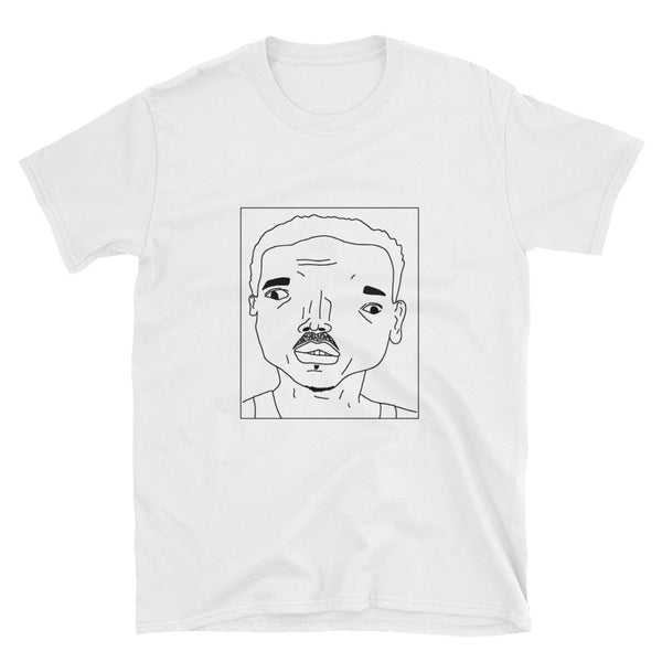 Badly Drawn Chance the Rapper - Unisex T-Shirt