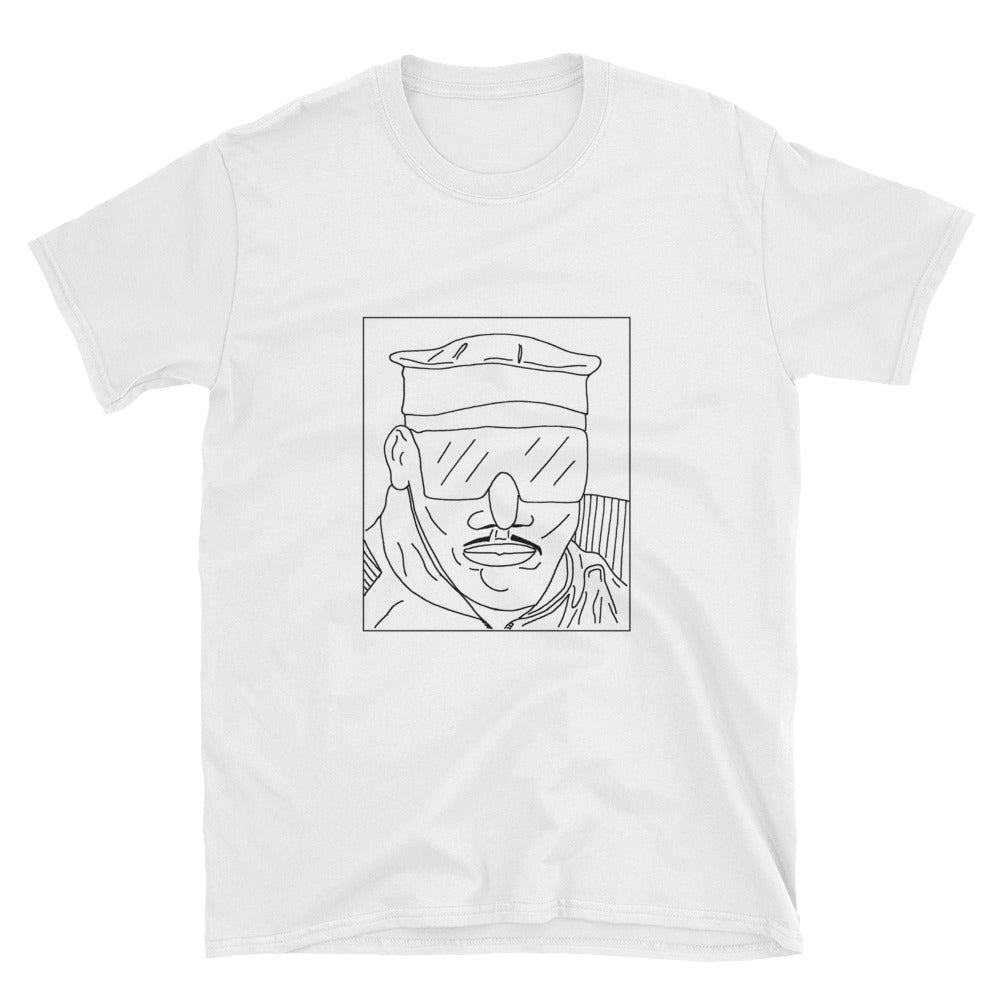 Badly Drawn Kool Moe Dee - Unisex T-Shirt