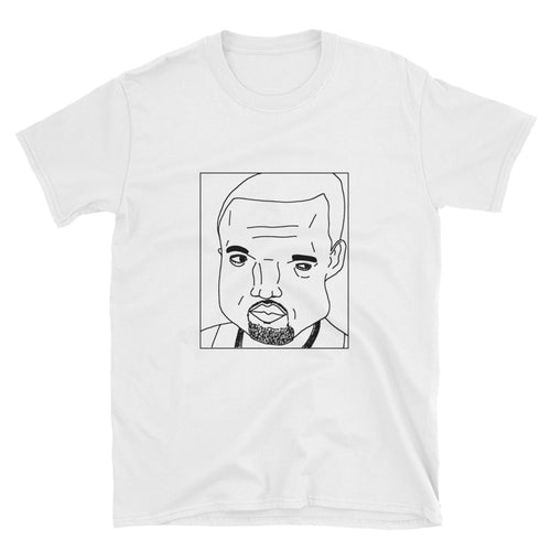 Badly Drawn Kanye - Unisex T-Shirt
