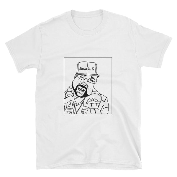 Badly Drawn Pimp C - Unisex T-Shirt