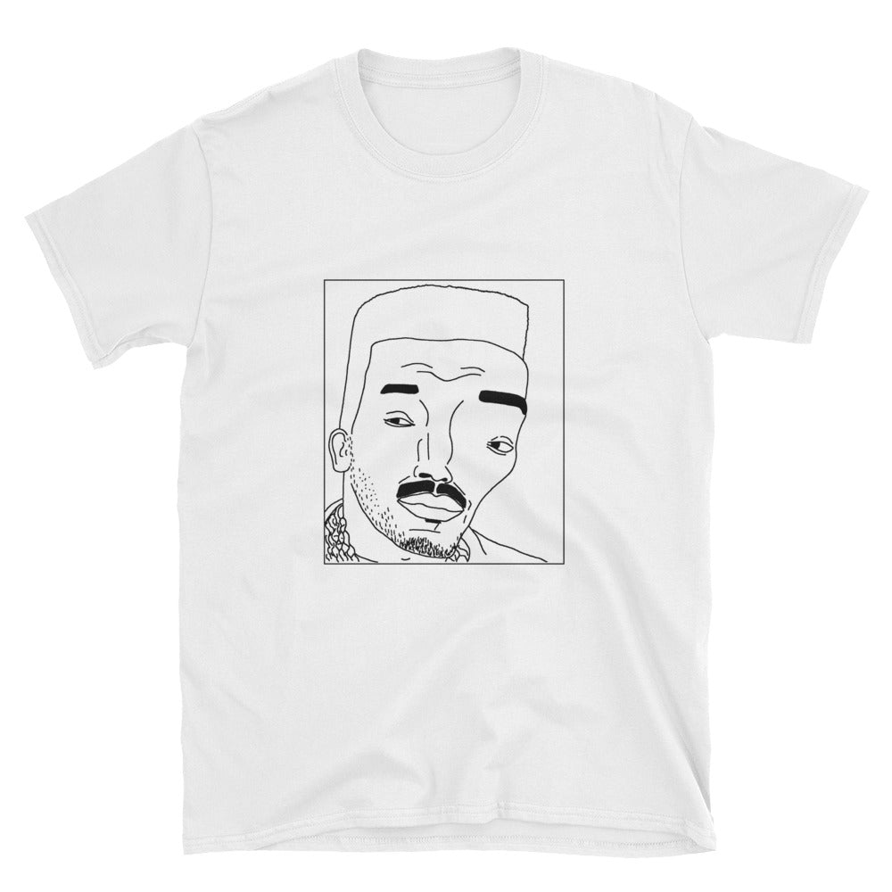 Badly Drawn Big Daddy Kane - Unisex T-Shirt